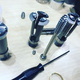 Machine components and services